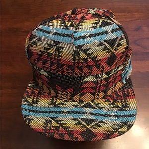 Tribal Print Neff SnapBack